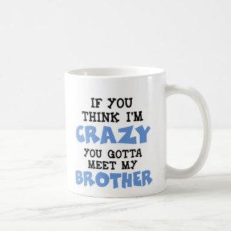 Brother loco taza