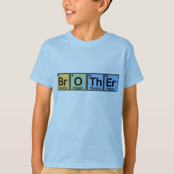 Kids' Hanes TAGLESS® T-Shirt with Brother design