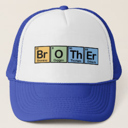 Brother made of Elements Trucker Hat