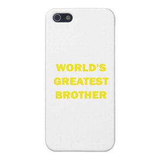 BROTHER MÁS GRANDE DEL MUNDO iPhone 5 COBERTURA