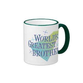 Brother más grande del mundo tazas
