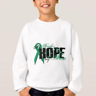 Brother My Hero - Kidney Cancer Hope Sweatshirt