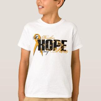 Brother My Hero - Leukemia Hope T-Shirt