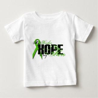 Brother My Hero - Lymphoma Hope Baby T-Shirt