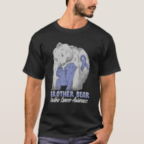 Brother Of A Child With Gastric Cancer Related Bro T-Shirt