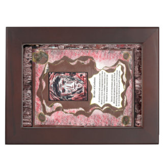 Brother of Anger & Confusion Memory Box
