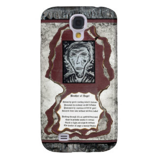 Brother of Anger Galaxy S4 Cover