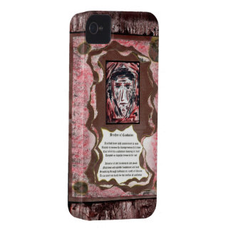 Brother of Confusion iPhone 4 Cover