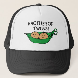 Brother of Twins Pod Trucker Hat