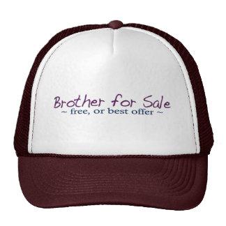 Brother para la venta gorros