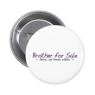 Brother para la venta pins