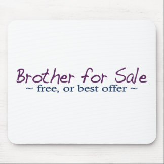 Brother para la venta tapete de raton