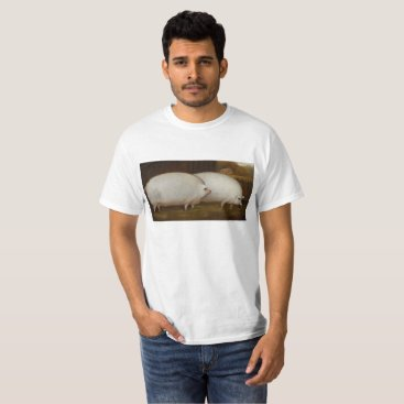 malhcreations Brother Pig Spare Some Oats T-Shirt