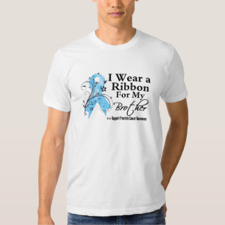 Brother Prostate Cancer Ribbon T-shirt