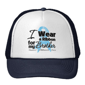 Brother - Prostate Cancer Ribbon Trucker Hat