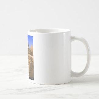 Brother Sphinx Coffee Mug