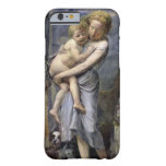 Brother y hermana funda para iPhone 6 barely there