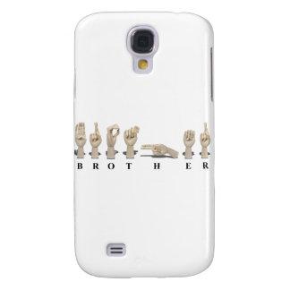 BrotherAmeslan062511 Samsung Galaxy S4 Cover