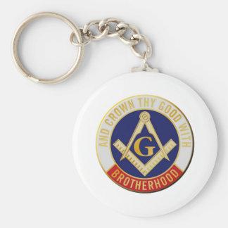 brotherhood keychain