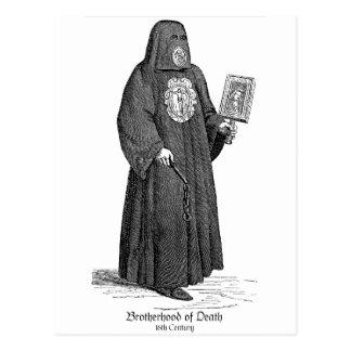 Brotherhood of Death Postcard