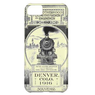 Brotherhood of Locomotive Firemen & Enginemen iPhone 5C Cover