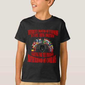 Brotherhood OF Military Comrades T-Shirt