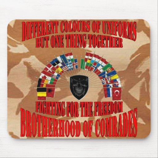 Brotherhood of Military Comrades Tapete De Raton