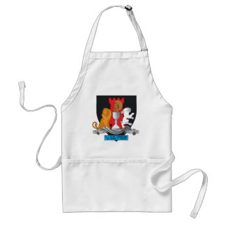 Brotherhood of the order of the empty chalice adult apron