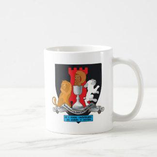 Brotherhood of the order of the empty chalice coffee mug