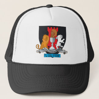 Brotherhood of the order of the empty chalice trucker hat
