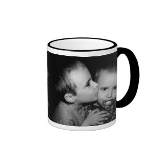 Brotherly Love Ringer Coffee Mug