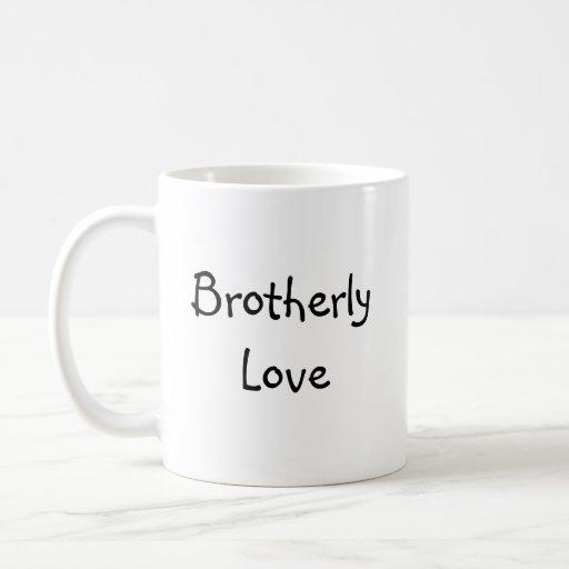 Brotherly Love Mug
