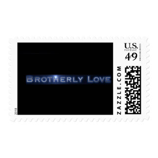 Brotherly Love....New Postage