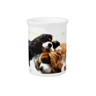 Brothers Cavaliers Beverage Pitcher