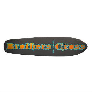 Brothers Cross grey deck