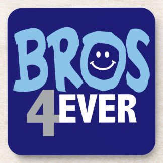 Brothers Forever Beverage Coasters