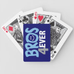 Brothers Forever Deck Of Cards