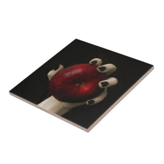 Brothers Grimm Tempting Witch Tile