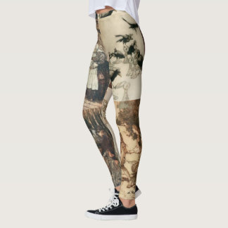 Brothers Grimm Tights