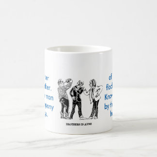 Brothers in arms - Beggar mug