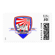 BROTHERS IN ARMS POSTAGE