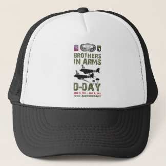 BROTHERS IN ARMS TRUCKER HAT
