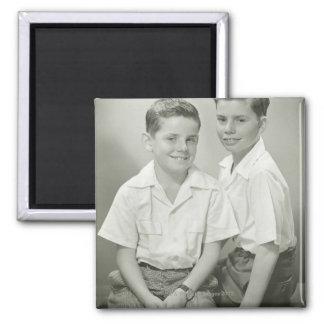 Brothers in Studio Magnet