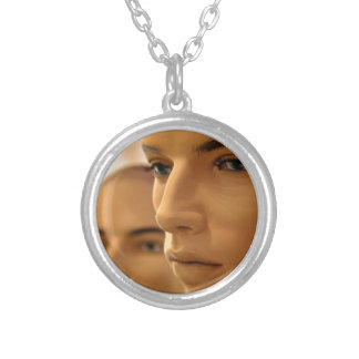Brothers Keeper Silver Plated Necklace