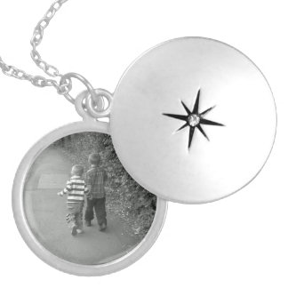 Brothers Locket Necklace