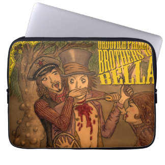 Brothers of Bella Laptop Sleeve