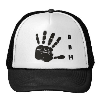 Brothers of the Black Hands Trucker Hat