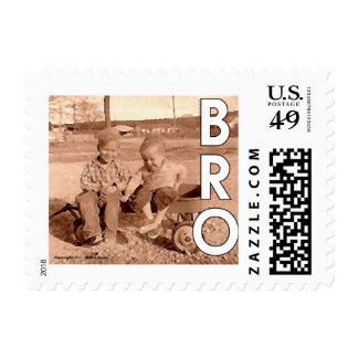 BROTHERS POSTAGE