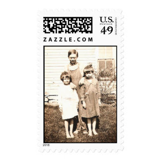 Brothers Sisters Friends Postage
