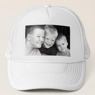 Brothers Three Trucker Hat